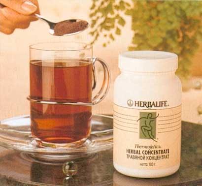 Растительный напиток Термоджетикс - освежающий бодрящий напиток из трав.